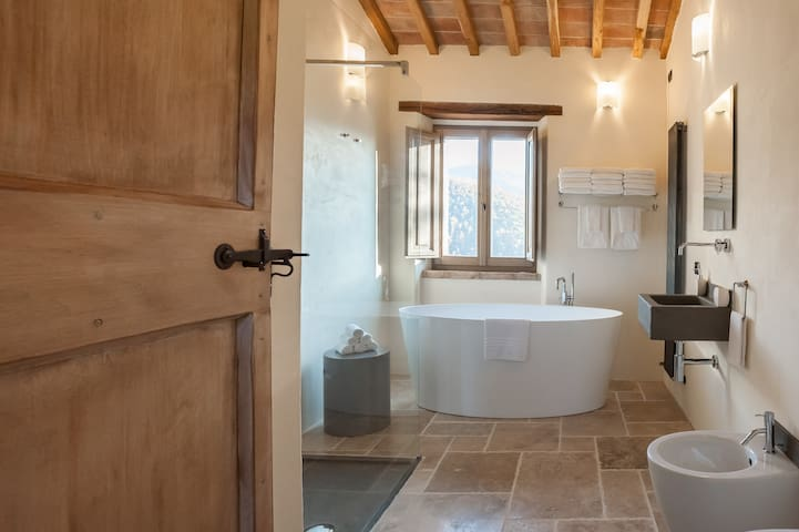 Tofanello Luxury close to Tuscany - Monte Santa Maria Tiberina