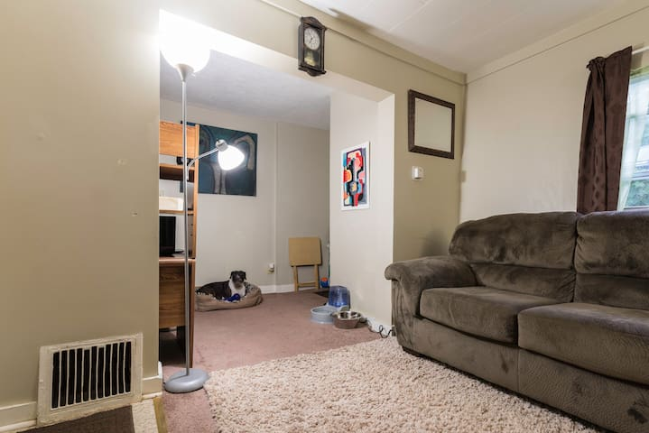 Peacful stay in a clean space - Akron - Huis