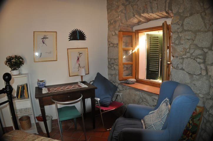 Writer's Corner, studio-flat, Elba island - Marciana - Apartment