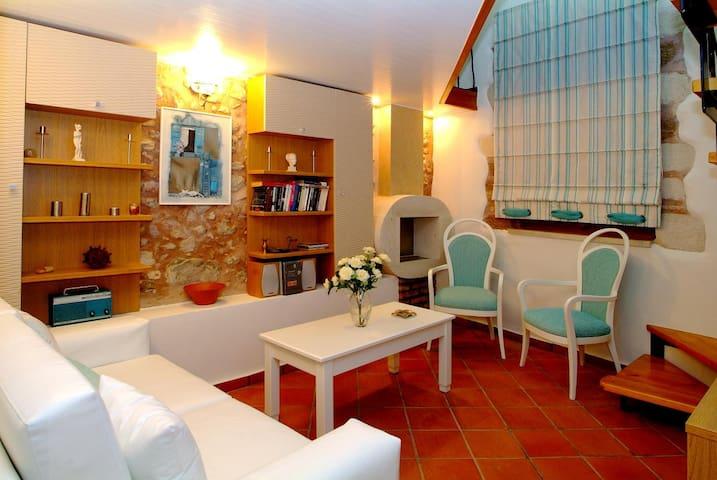TRADITIONAL KATERINA - Asteri, Rethymno, Crete  - Lägenhet