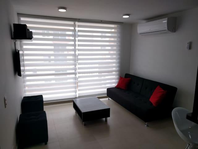 Apto. Hacienda Peñalisa - Ricaurte - Ricaurte - Apartament