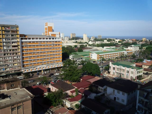 Up in the City Center with comfort and privacy - Maputo - Appartement