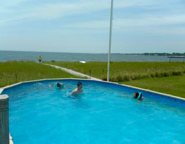Private beach house - Patchogue - Дом