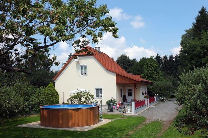 Gästehaus Gamauf - Oberwart District - Huis