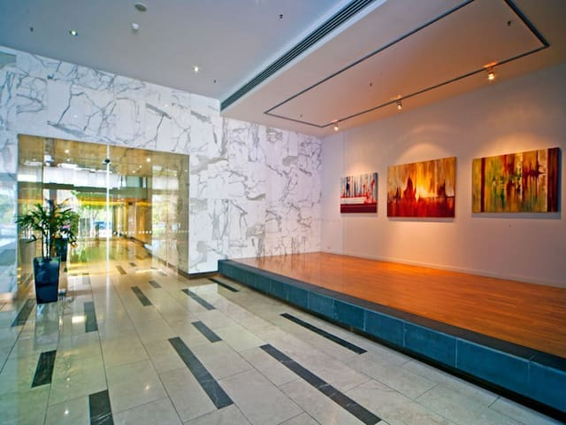 Luxury apartment at affordable price - Eastwood - Appartement