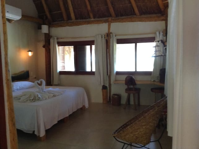 Enjoy & Relax: Cozy beachfront rooms in paradise 1 - Holbox
