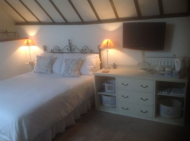 Large but cosy bedroom - Burgess Hill - Hus
