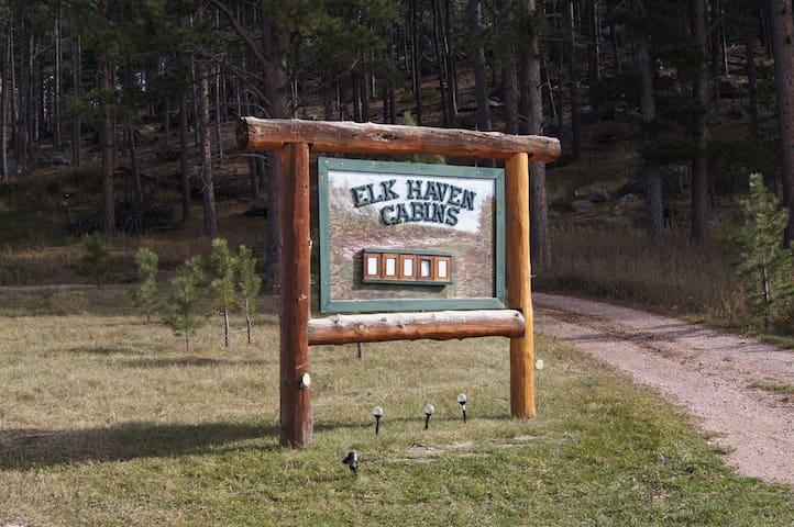 Elk Haven Vacation Cabins #3 - Custer - Kulübe