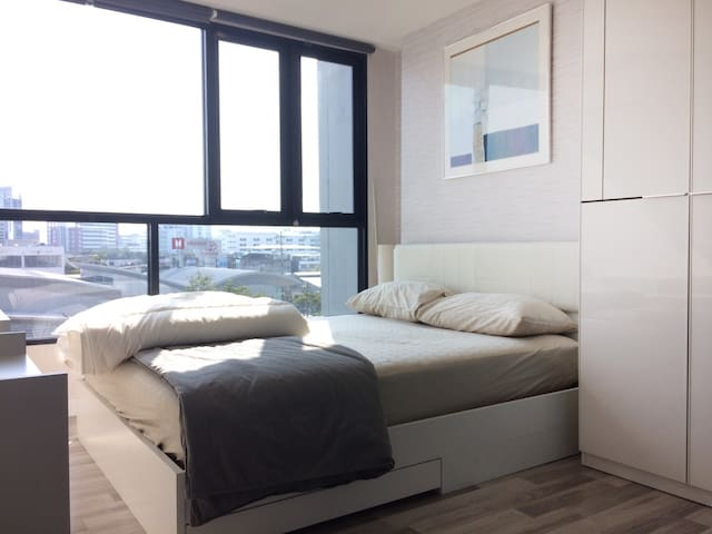 Brand New 1br apartment closed to KMUTT - Bangkok - Appartement