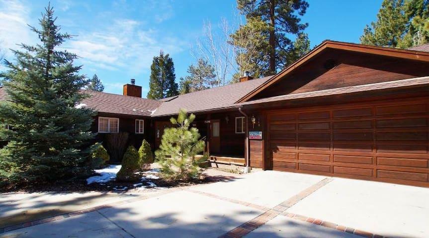 Lamb Family Cabin - Close to everything! - Big Bear Lake - Apartamento
