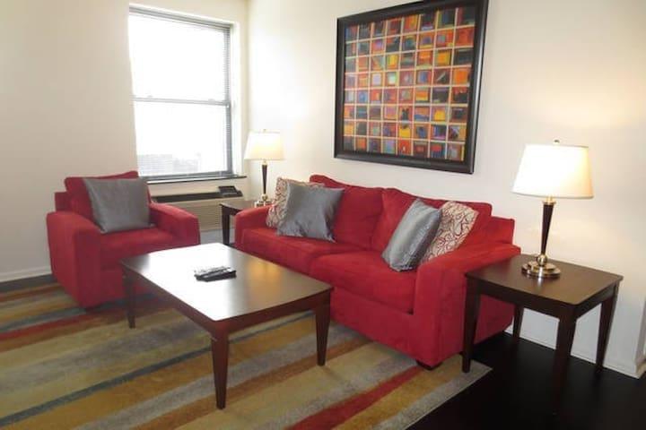 Lux Morristown Green 2 Bedroom w/WiFi - Morristown - Departamento