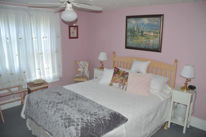 Private room in Marietta, Ohio -- Rose Room - Marietta - Ev