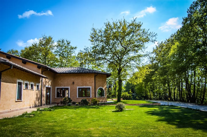 SCIAMBRETO , an oasis of peace and relaxation - Manziana - Appartement
