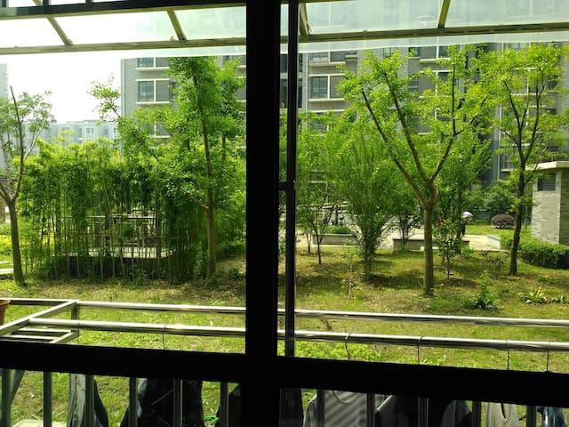 6大景区中心,15分钟全覆盖。独立房间1号房。 - Yangzhou - Appartement