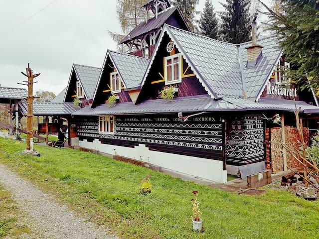 Traditional accommodation+breakfast - family run - Zázrivá - Dům pro hosty