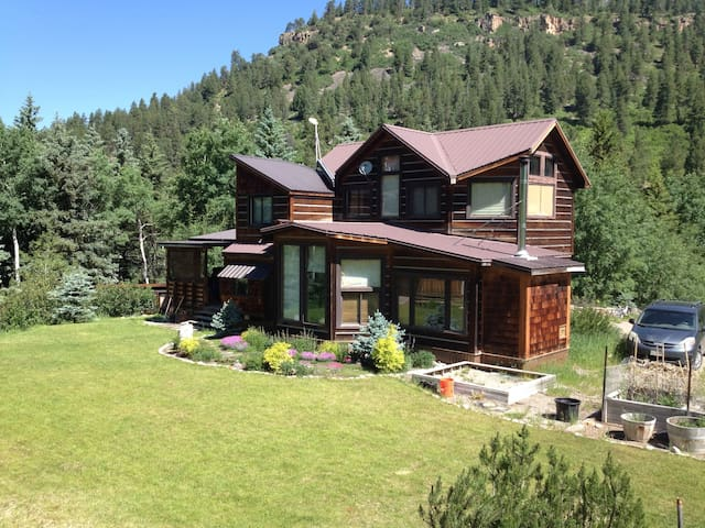 Mountain home close to Telluride, Ridgway - Плейсервилл - Дом