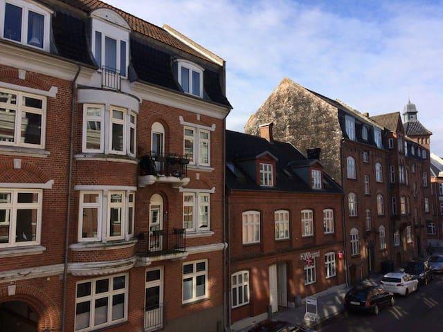 Spacious apartment in the center of Vejle - Vejle - Lägenhet