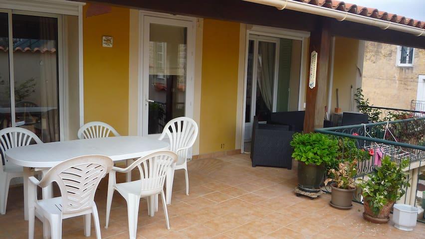 Maison familiale - Montagnac - Rumah