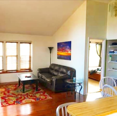 Spacious 420 friendly home :) - Littleton - Stadswoning
