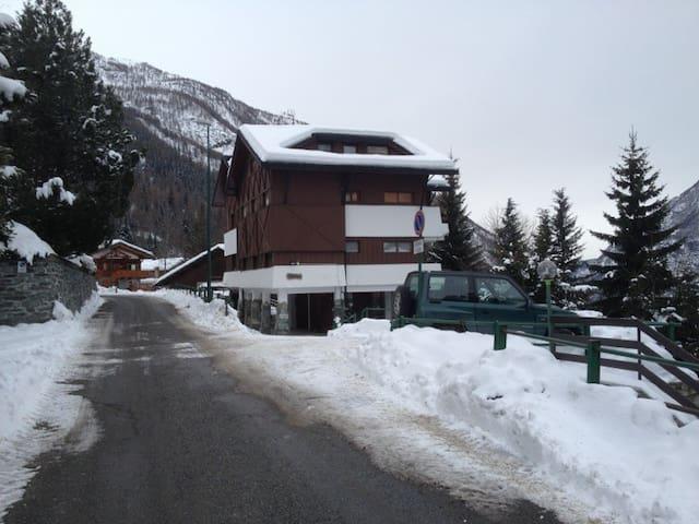 Appartamento per vacanze in montagna - Paquier - Departamento