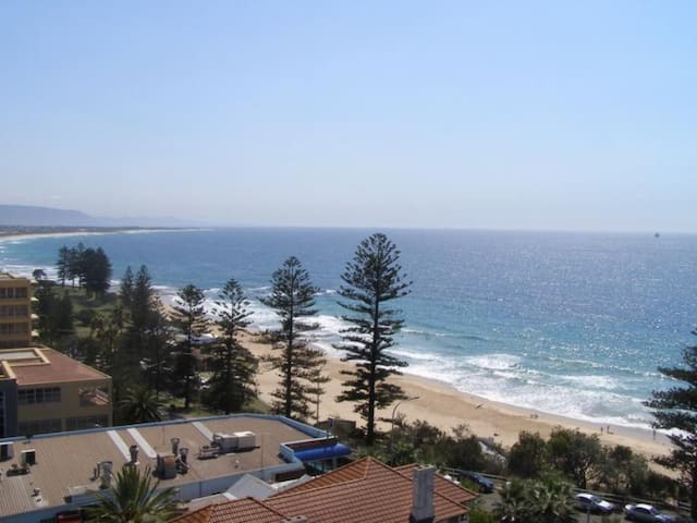 Beach Views - Wollongong - Appartement