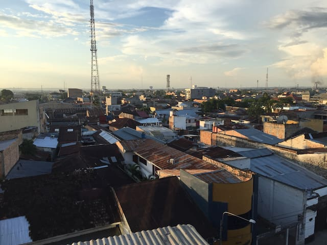 HOTEL STUDIO IN THE HEART OF IQUITOS!! GREAT PRICE - Iquitos
