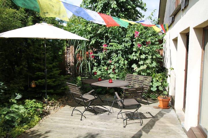1 oder 2 Zimmer in Bad Segeberg - Bad Segeberg - Talo