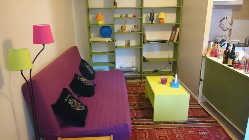 Appartement 2 pièces, centre Arras - Arras  - Departamento