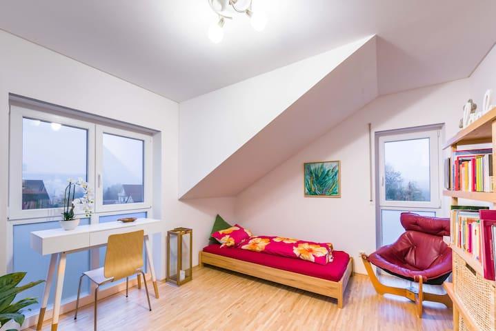 Bed and Breakfest near Darmstadt silent - Seeheim-Jugenheim - Bed & Breakfast