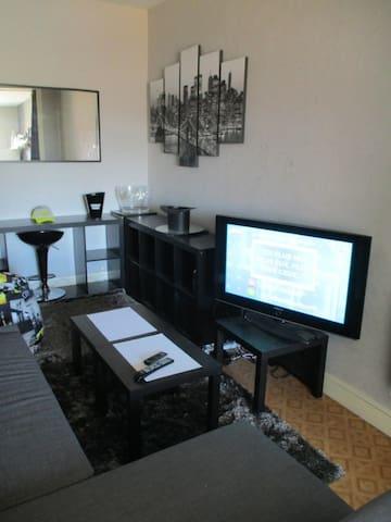 Appartement 2 pièces proche centre HEYRIEUX - Heyrieux - Daire