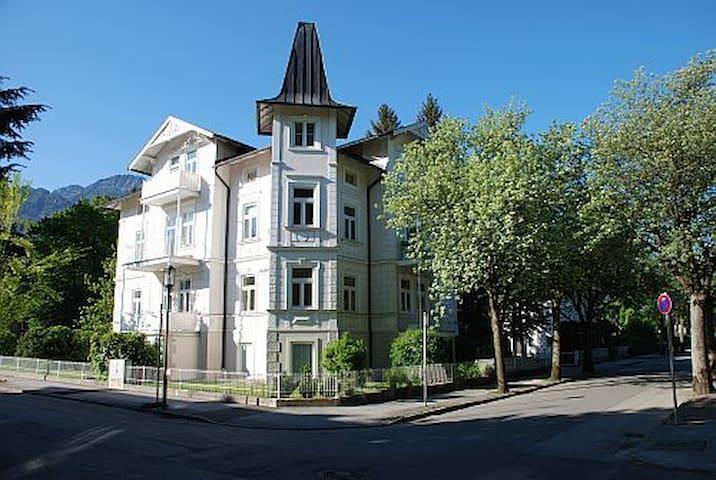 King Luitpold Apartment - Bad Reichenhall - Lägenhet