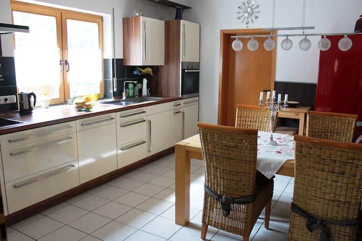 Gemütliche Wohnung mit toller Ausstattung - Aßlar - 公寓