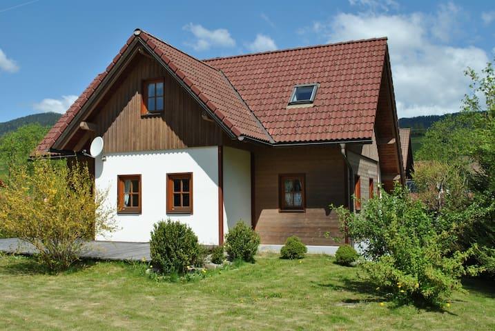 Ferienhaus in St. Lambrecht - Sankt Lambrecht - Hus