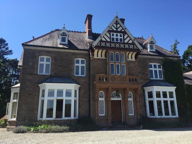 19th Century Manor - Clonmeen House - Banteer - Hus