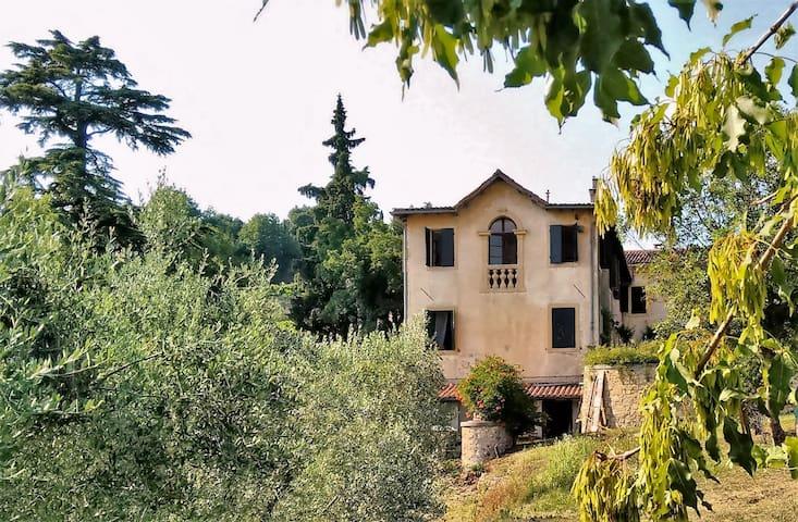 Villa Cristani Gio' apartment - Corrubbio - 公寓