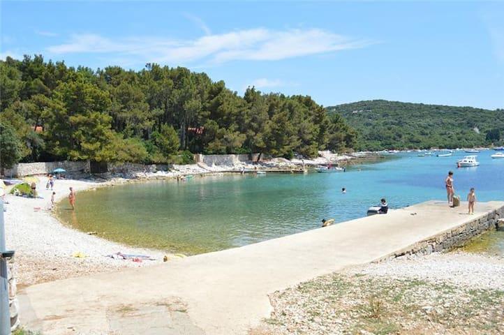 Casa Verde 130 meters from the beach - Veli Lošinj - Hus
