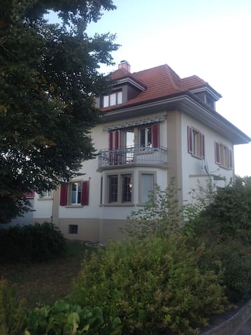 Single room zentral in Oftringen - Oftringen - Rumah
