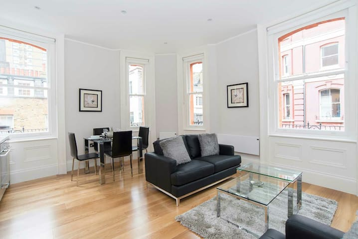 Cool New Apartment @ Central London - England - Apartamento