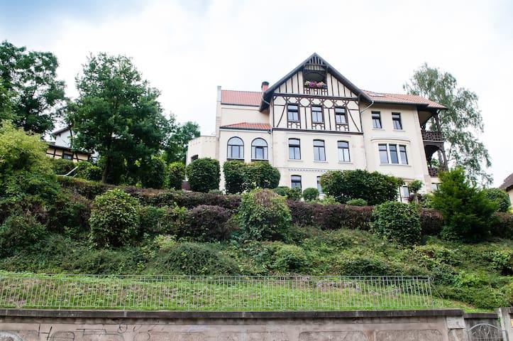 Villenwohnung Bel Ètage (103 qm) - Eisenach - Villa