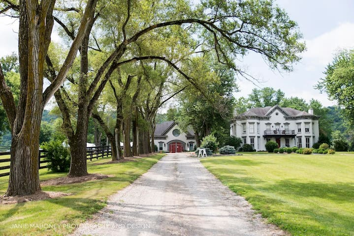 Richwood on the River - Milton - Bed & Breakfast