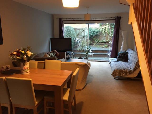Cozy room in St Albans city centre - Saint Albans - Casa