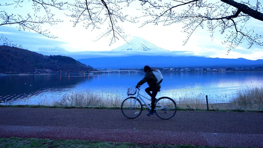 Hostel SAMURISE5/New open!!/Mt.Fuji - 南都留郡富士河口湖町