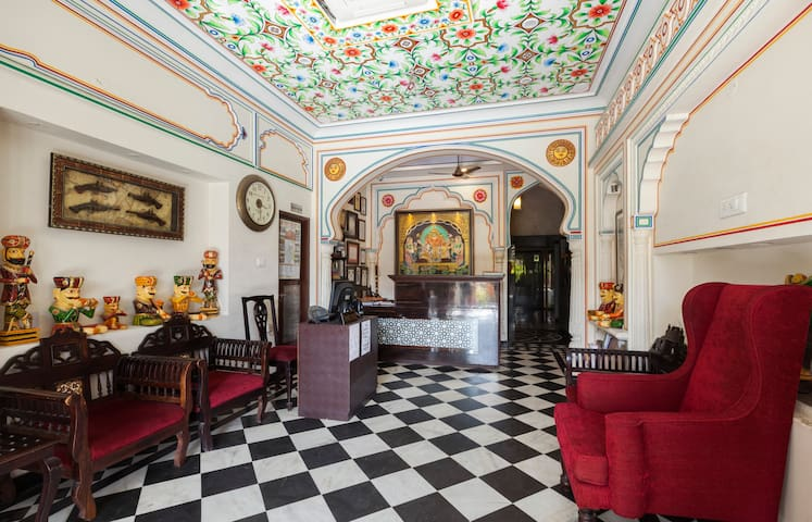 Centrally Located,Private Room,WiFi - Jaipur - Hotel Heritage (Índia)