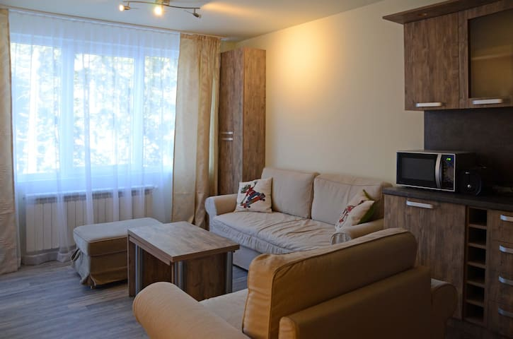 Cozy One Bedroom Apartment in Iglika Complex - Borovets - Daire