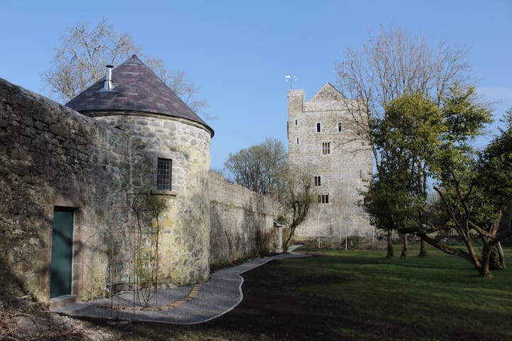 The Turret, Clonbrock Castle - Ballinasloe - Andere