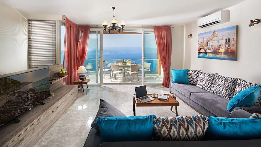 Comfortable villa on the coast of the Aegean Sea - Milas - Villa