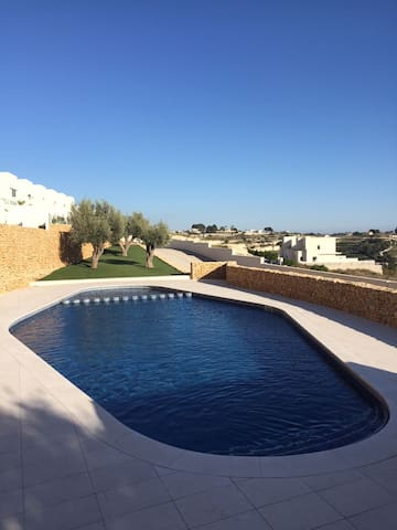 Modern linked villa in Benissa with seaviews - Benissa - Reihenhaus