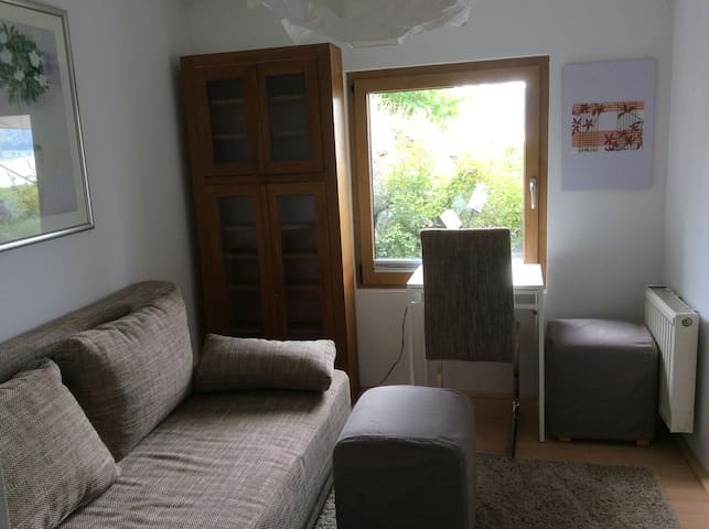 200m from lake * 2 pers. * 9 m2 - Sipplingen - Casa