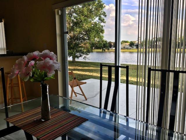 Cozy private room :) - Orlando - Huis