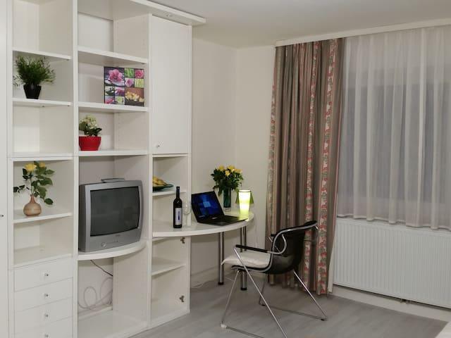 Executive Zimmer 2 - Heilbronn Zentrum - Heilbronn - Daire